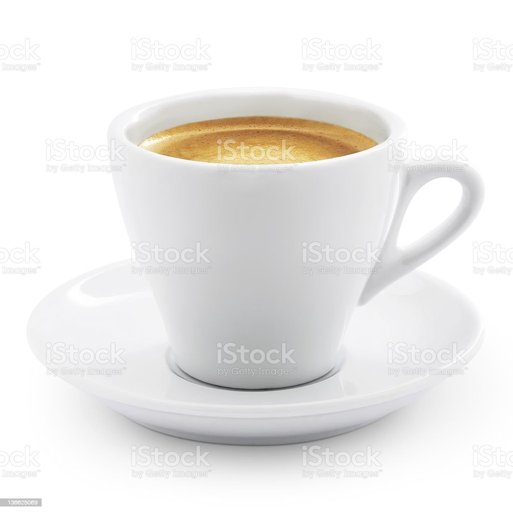 Coffee espresso stock photo