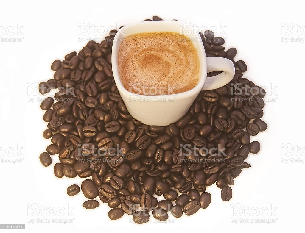 Coffee espresso royalty-free stock photo