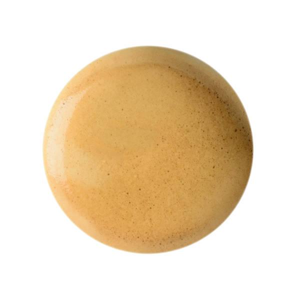 coffee foam isolated - gommapiuma foto e immagini stock
