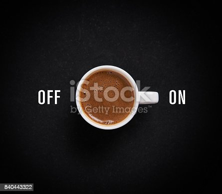 istock Coffee for morning 840443322