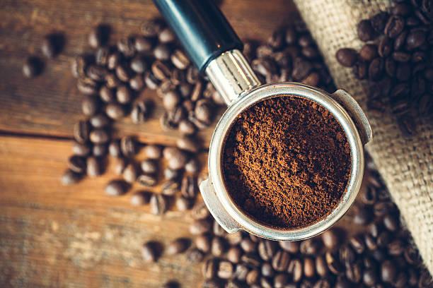 Coffee ground in portafilter for espresso picture id533840078?b=1&k=6&m=533840078&s=612x612&w=0&h=2h etnrg0xuobcvcagcxnz1abkxq7qnlcgovzia59re=