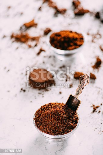 Coffee Grounds for Skin Care