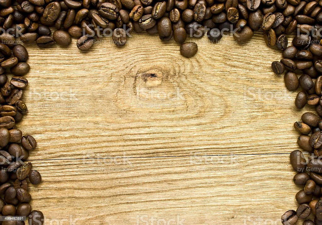 Coffee grunge background royalty-free stock photo