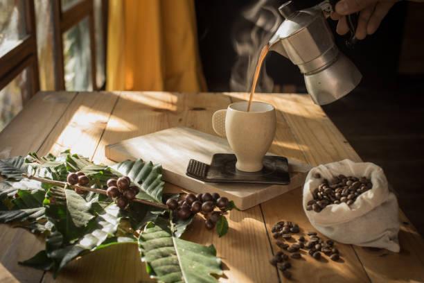 Coffee in three stages vi picture id1130832855?b=1&k=6&m=1130832855&s=612x612&w=0&h=1m5lkgd5fk4dh4asc970kyiregjbrmntpryhypjdwkm=