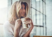 istock Coffee is the only company I need 911999938