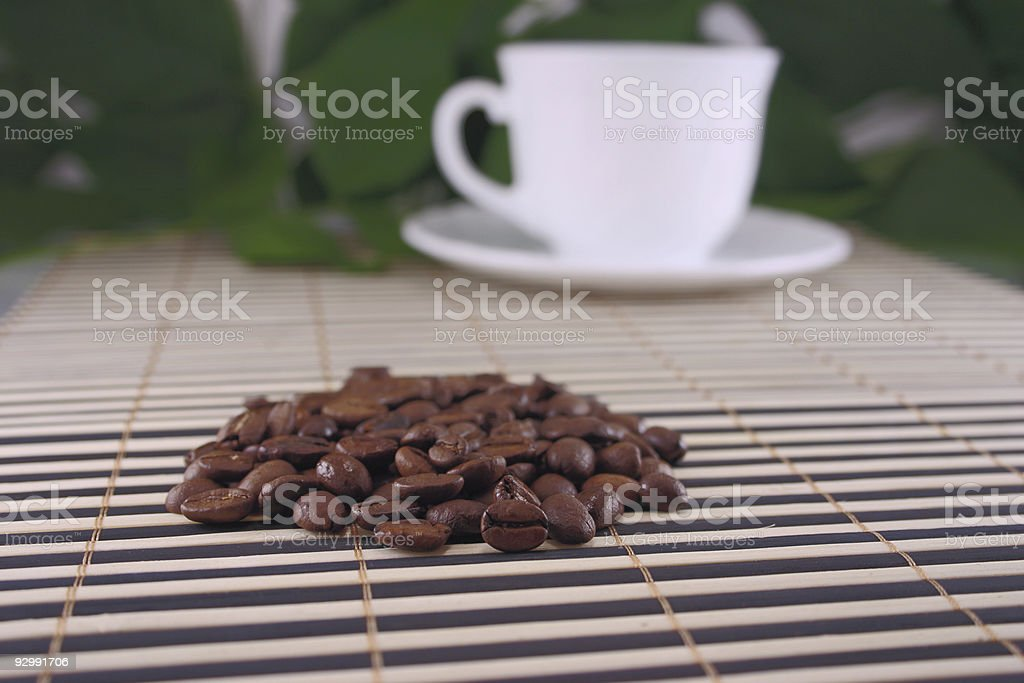 Coffee kind royalty-free stock photo