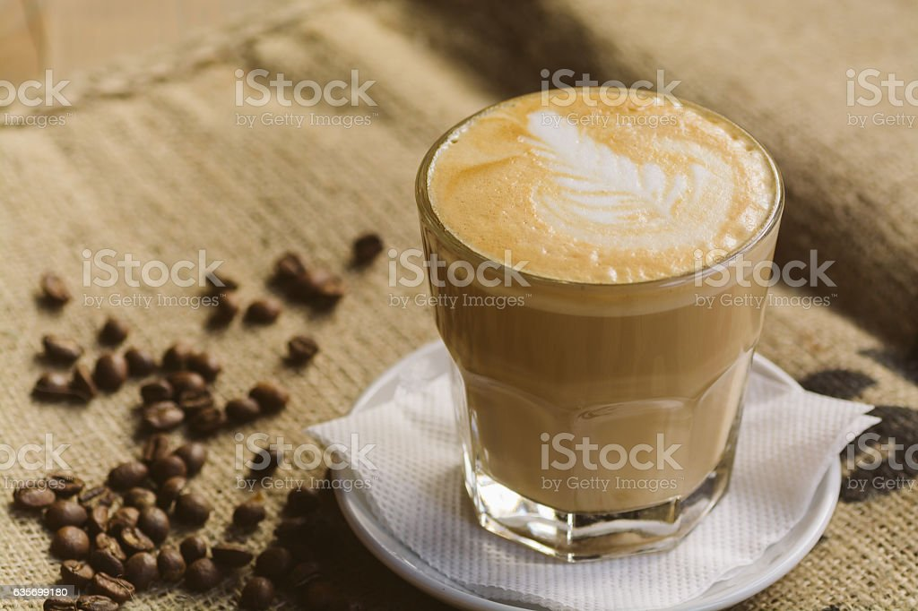 Coffee Late royalty-free stock photo