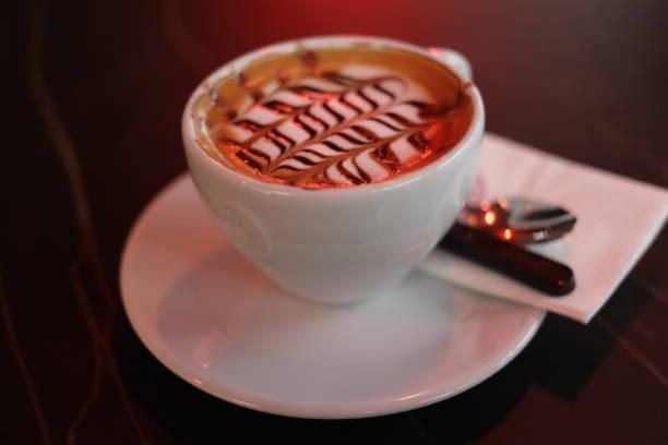 커피 라 떼 - 커피 마실 것 뉴스 사진 이미지