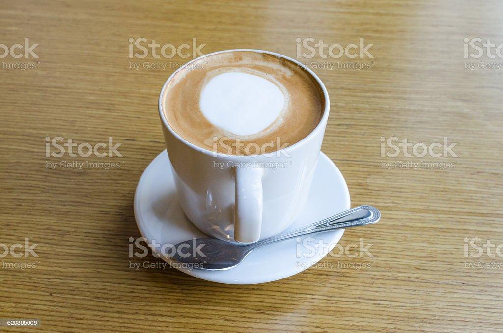 Kawa latte zbiór zdjęć royalty-free