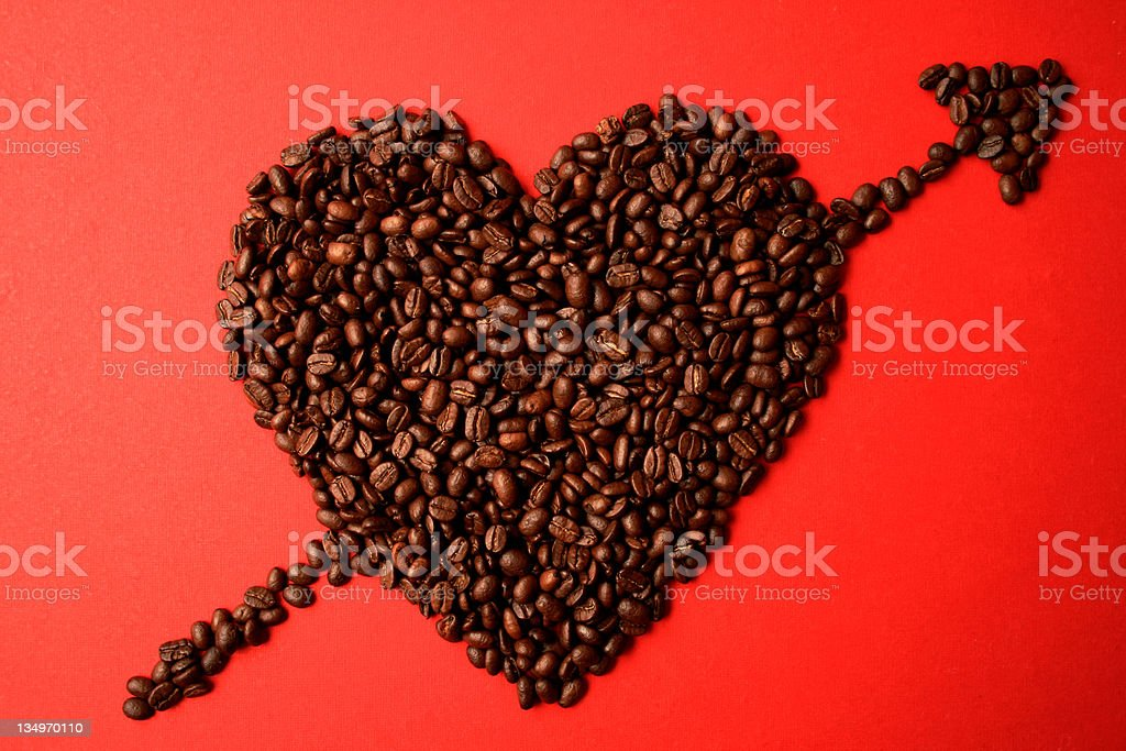 coffee love royalty-free stock photo