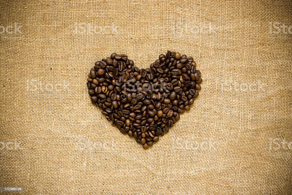 Coffee lovers royalty-free stock photo