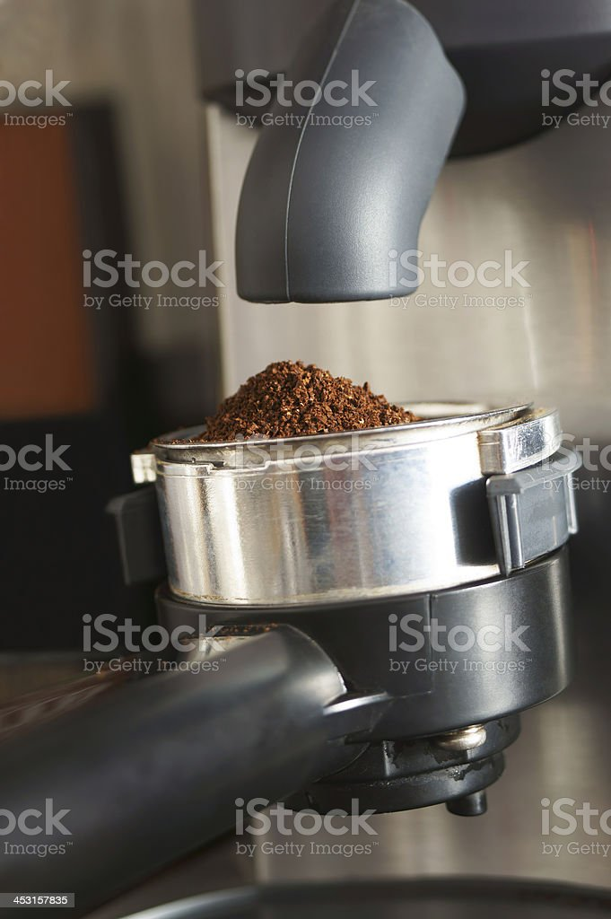 Coffee Maker royalty-free stock photo