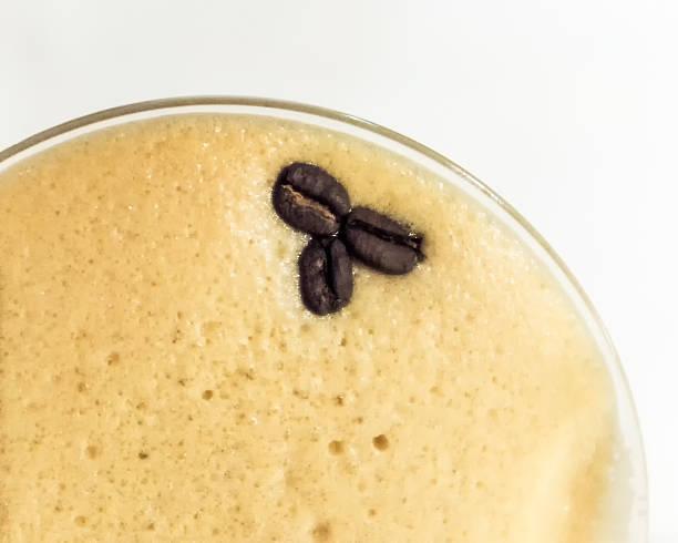 Coffee Martini stock photo