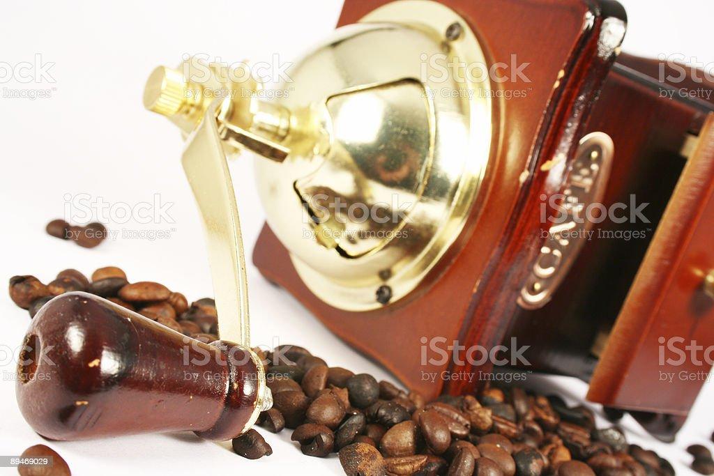 Кофе mill Стоковые фото Стоковая фотография