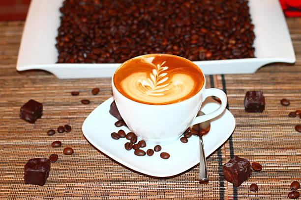 Coffee Mocha stok fotoğrafı