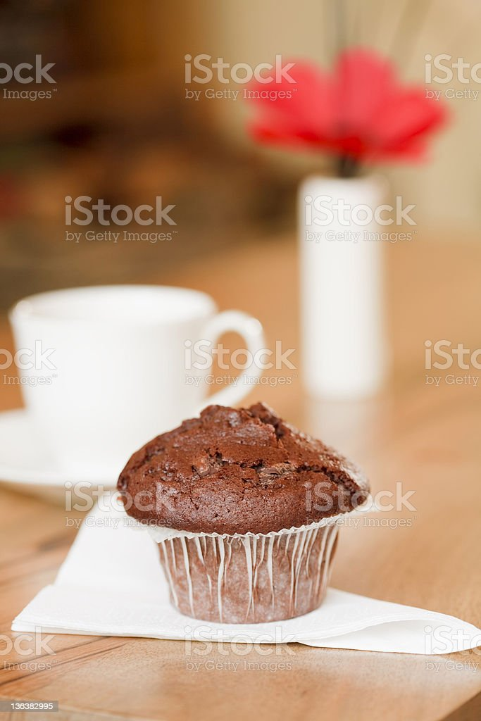Coffee morning royalty-free stock photo