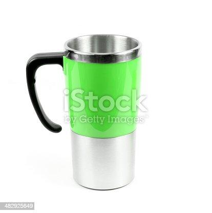 istock Coffee Mug isolated on white background 482925649