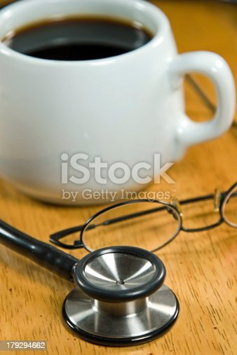 istock Coffee on a Tabletop 179294662