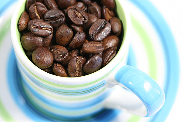 Coffee on your mind! stock photo