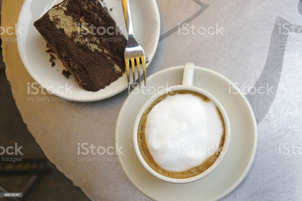 Coffee overview royalty-free stock photo