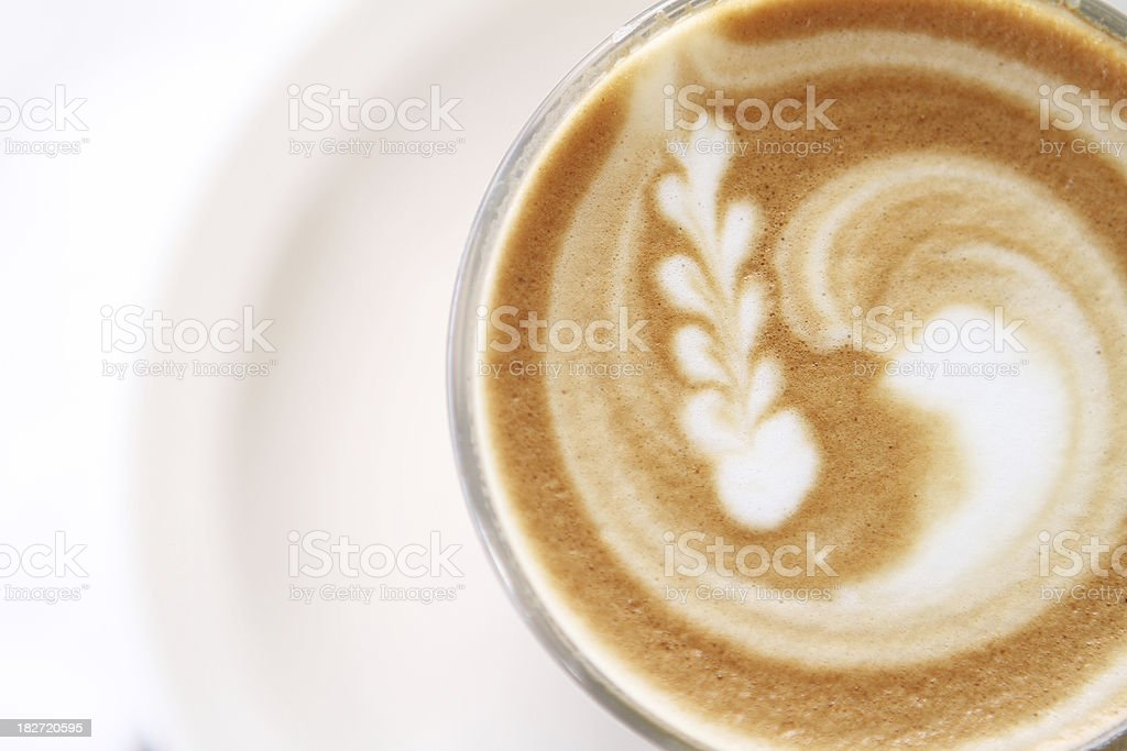 Coffee Pale royalty-free stock photo
