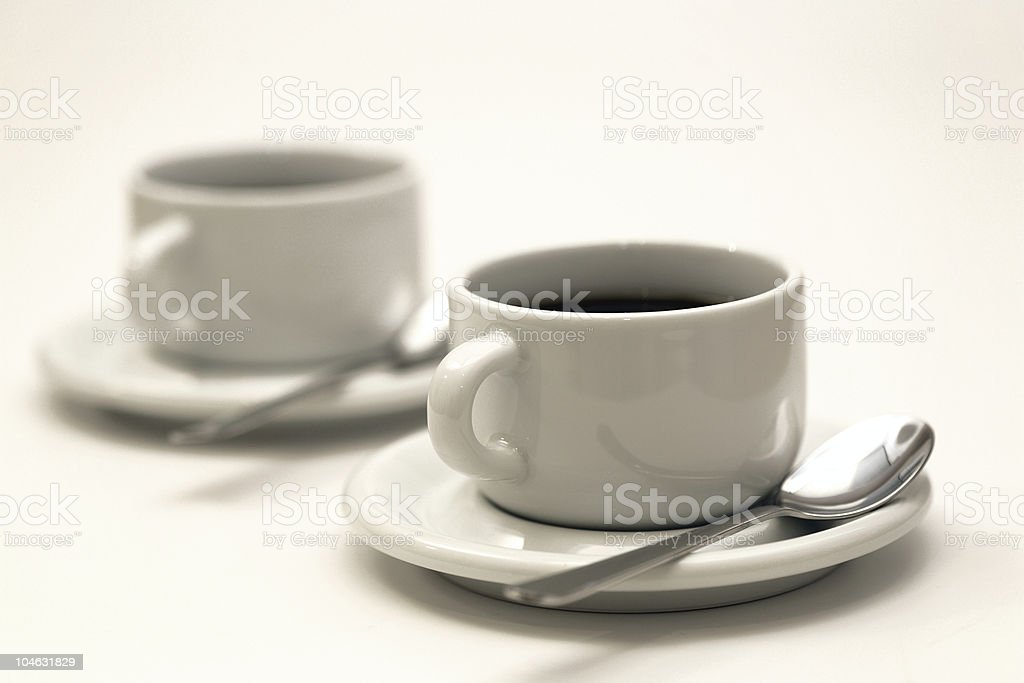 Kaffee royalty-free stock photo