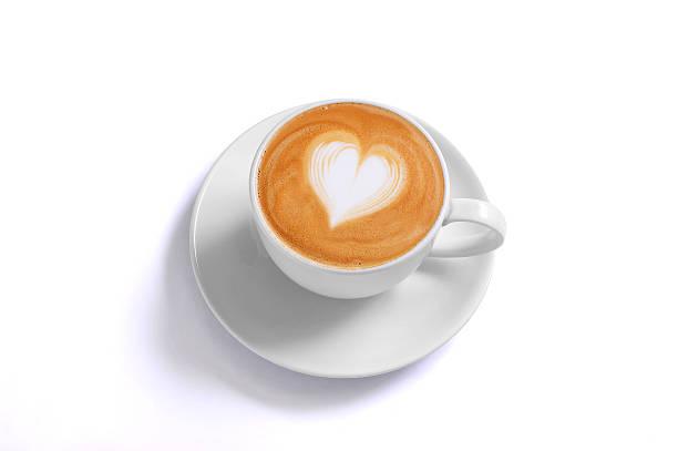 kaffee - cappuccino stock-fotos und bilder
