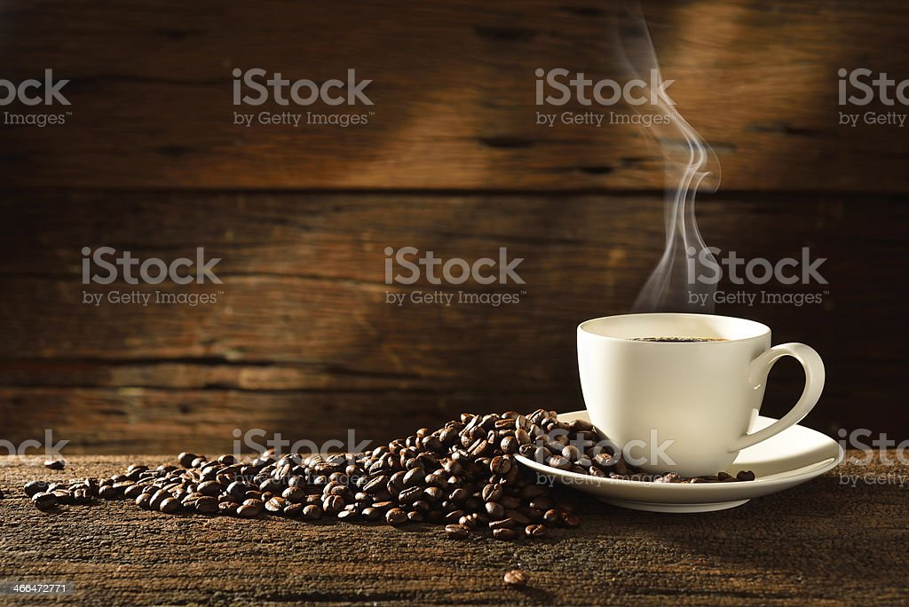 Cup Of Coffee Stock Photo Coffee Stock Photo ...