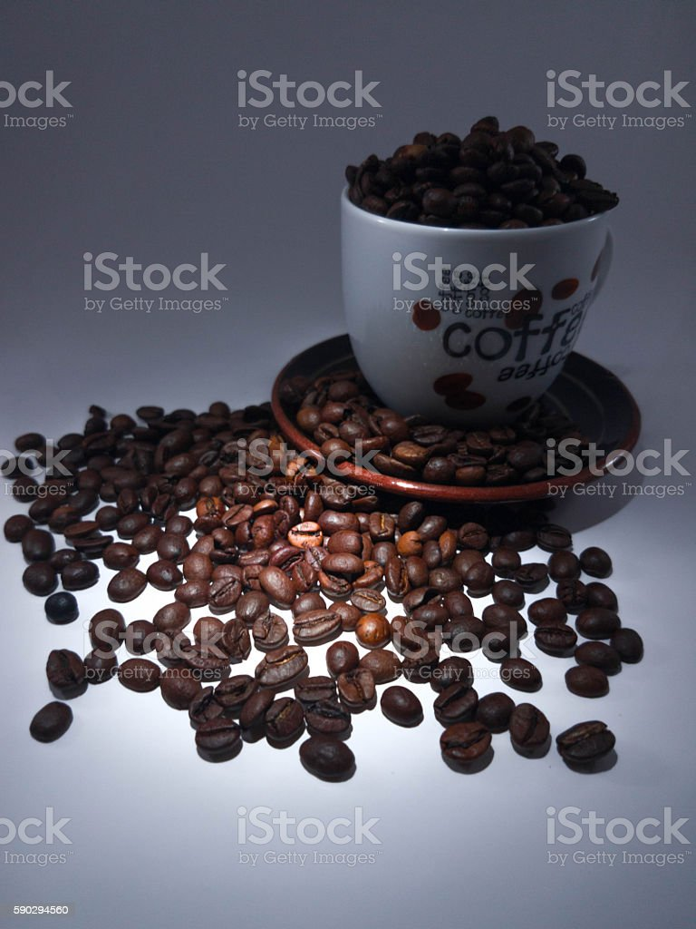 Coffee royaltyfri bildbanksbilder