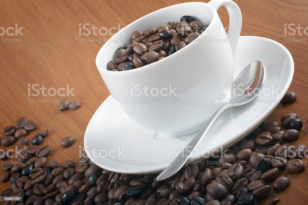 Il caffè foto stock royalty-free