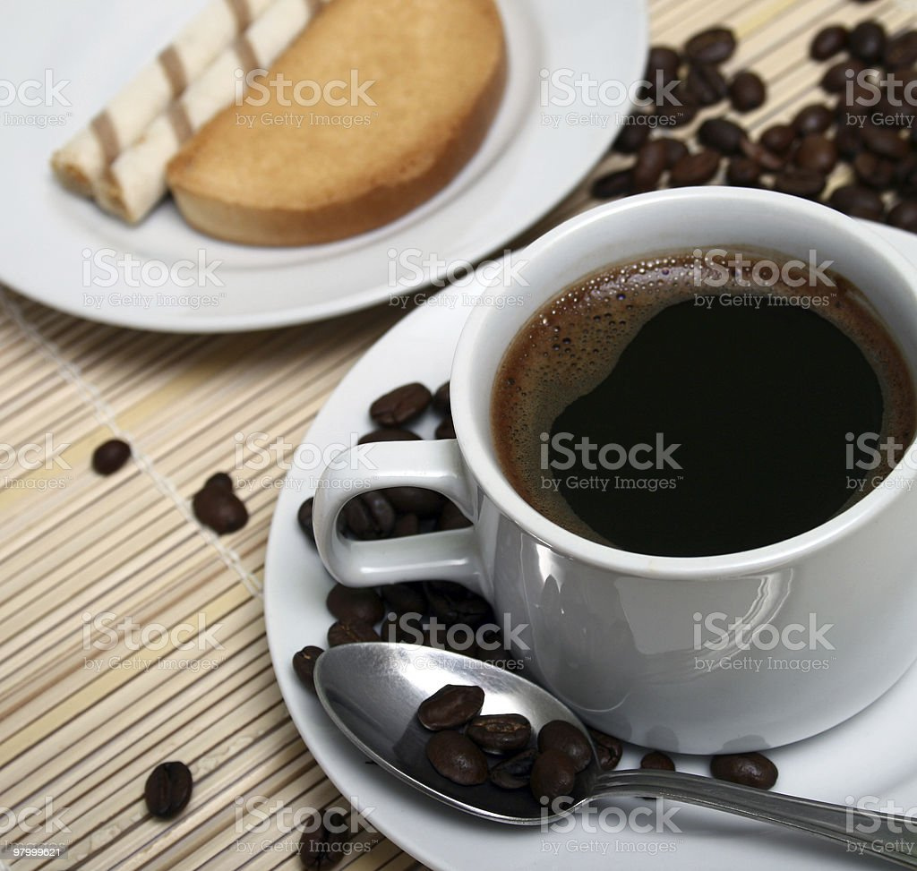 coffee royalty free stockfoto