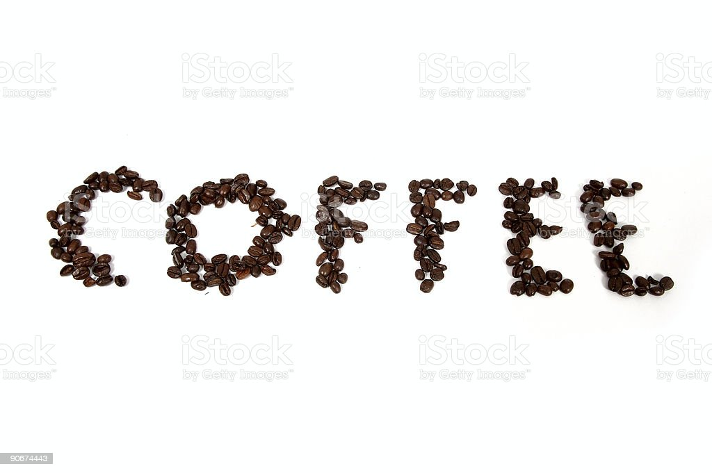 Coffee please #7 royalty-free stock photo
