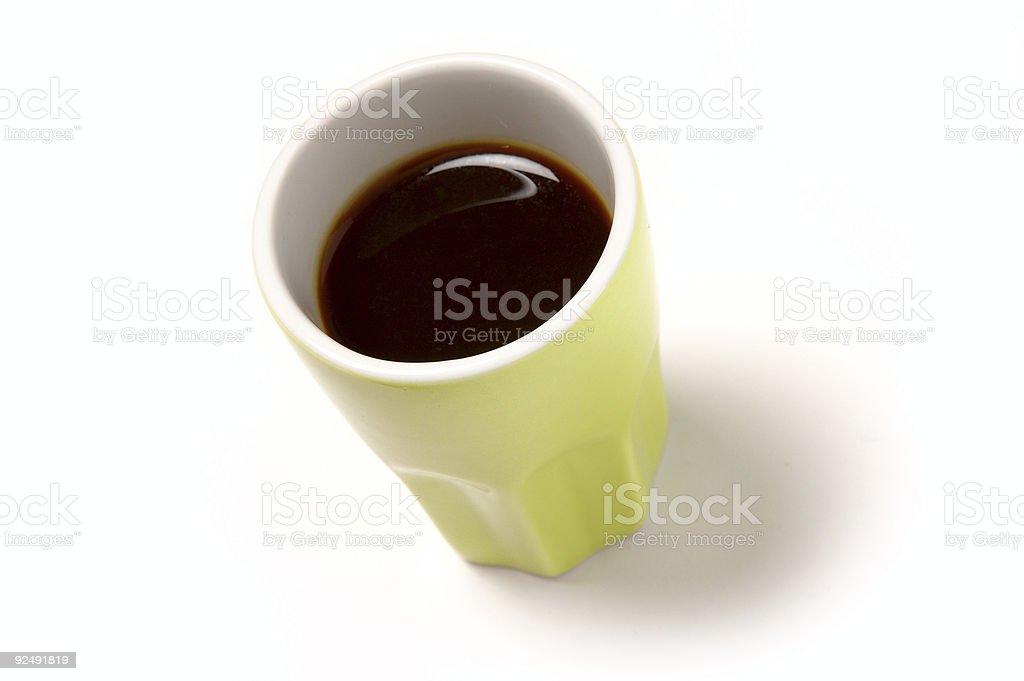 Coffee please #2 royalty-free stock photo