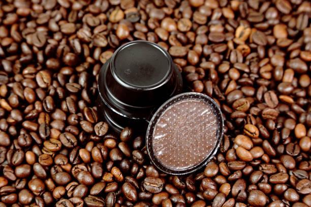 cialde caffè, coffee waffle - gigifoto foto e immagini stock