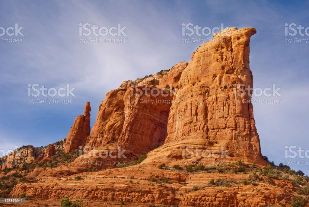 Coffee Pot Rock royalty-free stock photo