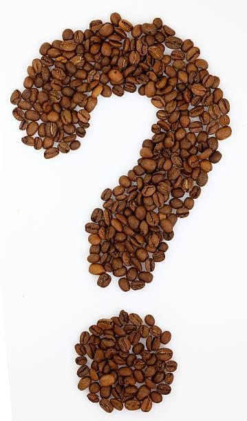 Kaffee eine Frage – Foto