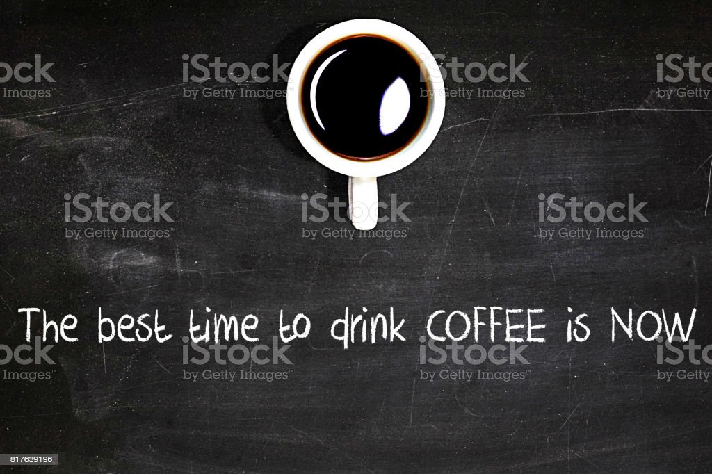Coffee Quotes Stock Photo Download Image Now Istock