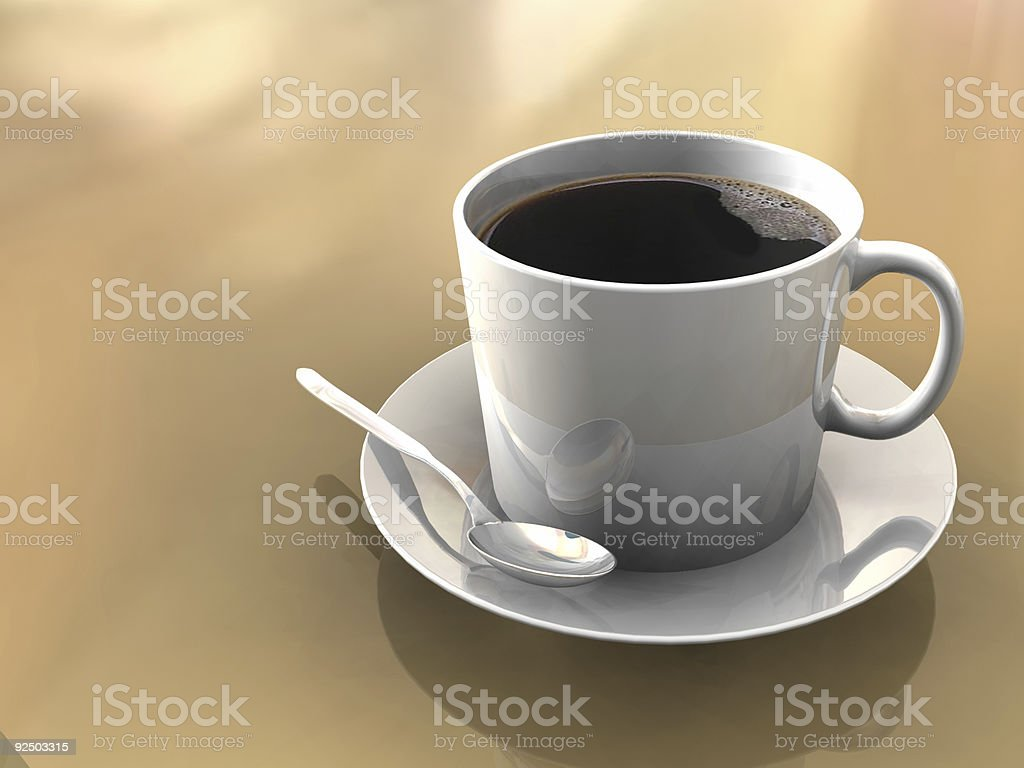 coffee - Request royalty-free stock photo