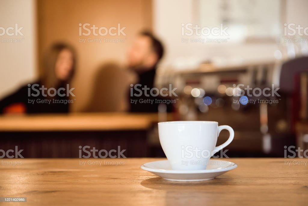 Coffee Shop Bar Counter Cafe Restaurant Relaxation Concept Stock Photo Download Image Now Istock
