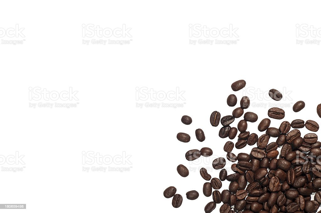 coffee space stock photo