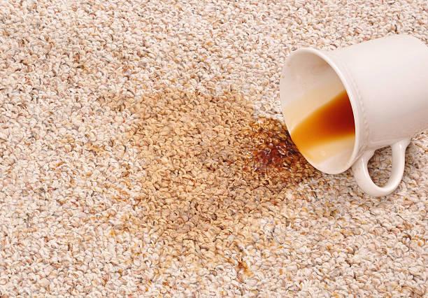 Kaffee-Färbung – Foto