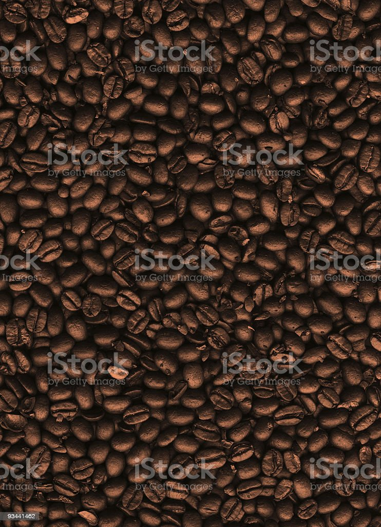 Kaffee-Struktur Lizenzfreies stock-foto