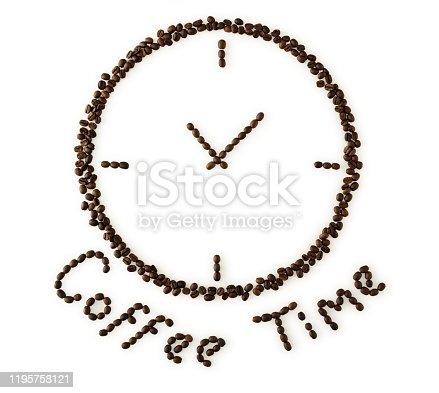 Coffee time, coffee bean
