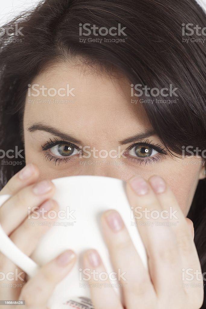 Coffee Time... stock photo