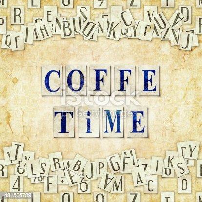 867870340istockphoto coffee time 481505789