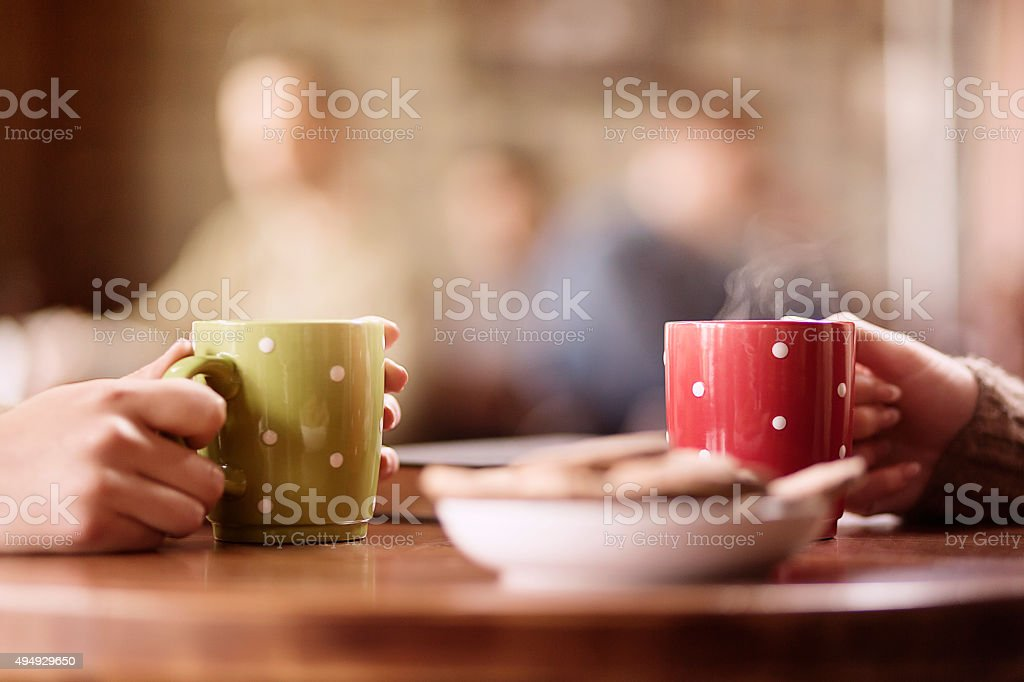 Coffee Time stock photo