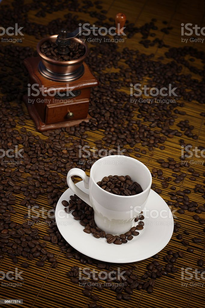 Coffee Time! royalty-free stock photo