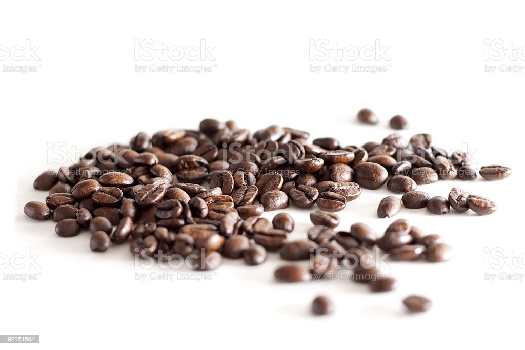 Coffeebeans stock photo