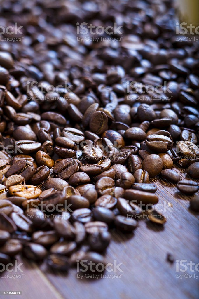 coffeebeans royalty-free stock photo