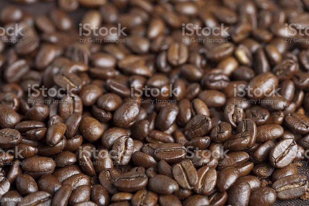 Coffeebeans photo libre de droits